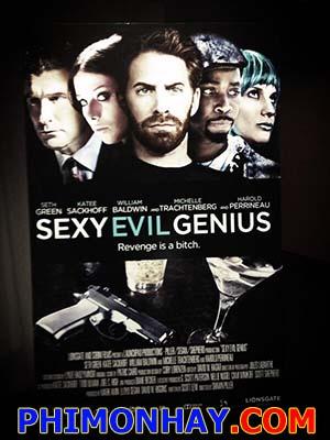Thần Ác Gợi Cảm Sexy Evil Genius.Diễn Viên: Katee Sackhoff,Anthony Michael Hall,Michelle Trachtenberg