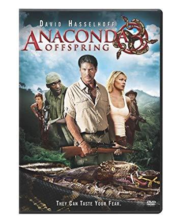 Trăn Khổng Lồ 3 Anaconda: The Offspring.Diễn Viên: David Hasselhoff,Crystal Allen,Ryan Mccluskey