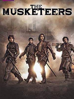 Ngự Lâm Quân Phần 3 The Musketeers Season 3.Diễn Viên: Tom Burke,Luke Pasqualino,Santiago Cabrera