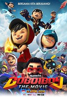 Boboiboy Phiêu Lưu Ký - Boboiboy The Movie