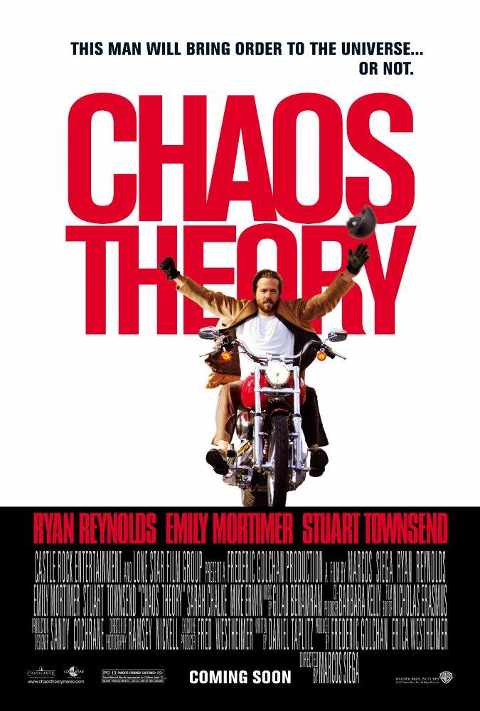 Thuyết Hỗn Mang Chaos Theory.Diễn Viên: Ryan Reynolds,Emily Mortimer,Stuart Townsend