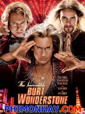 Cuộc Chiến Ảo Thuật Gia - The Incredible Burt Wonderstone