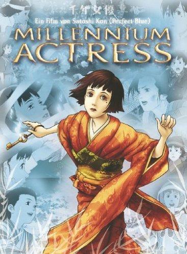 Nữ Diễn Viên Ngàn Năm Millennium Actress.Diễn Viên: Mami Koyama,Fumiko Orikasa,Hirotaka Suzuoki,Kan Tokumaru