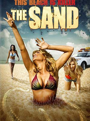Cát Ăn Thịt Người Quái Vật Biển: The Sand.Diễn Viên: Brooke Butler,Jamie Kennedy,Mitchel Musso,Dean Geyer