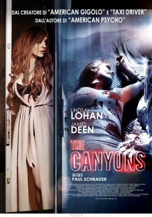 Trò Chơi Tình Ái The Canyons.Diễn Viên: Lindsay Lohan,James Deen,Nolan Gerard Funk