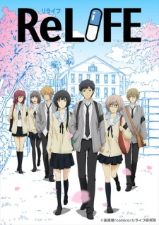 Relife - Re Life Việt Sub (2016)