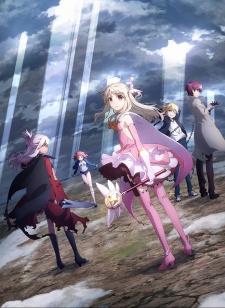 Fate/kaleid Liner Prisma☆Illya 3Rei!! Prisma Illya 3Rei!! Fate/kaleid Liner