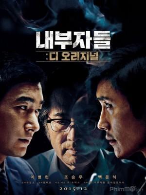 Điệp Vụ Kép Inside Men.Diễn Viên: Lee Byung,Hun,Cho Seung,Woo,Baek Yoon,Sik