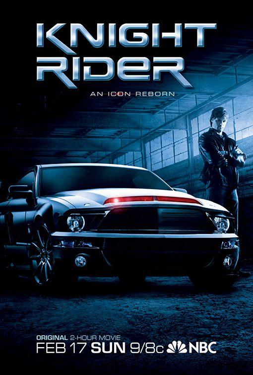 Siêu Xe - Knight Rider Việt Sub (2008)