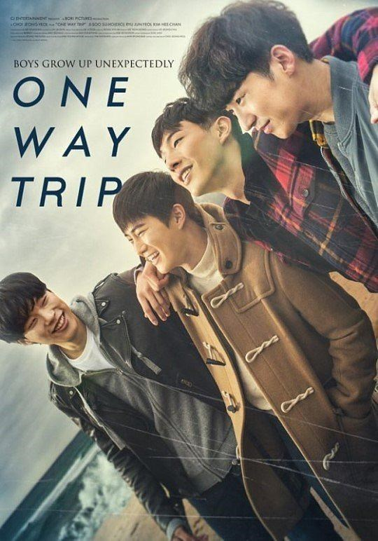 Chuyến Đi Kỷ Niệm One Way Trip.Diễn Viên: Ji,Soo,Ryoo Joon,Yeol,Kim Hee,Chan,Suho,Kim