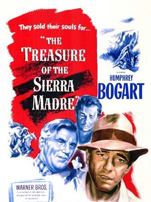 Kho Báu Ở Sierra Madre - The Treasure Of The Sierra Madre Việt Sub (1948)