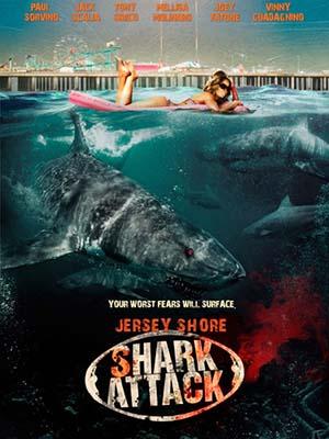 Vùng Biển Chết Jersey Shore Shark Attack.Diễn Viên: Alex Mauriello,Audi Resendez,Daniel Booko,Jack Scalia,Jeremy Luc,Joey Russo