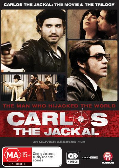 Carlos Chó Rừng - Carlos The Jackal