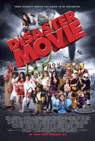 Bom Tấn Bom Xịt - Disaster Movie