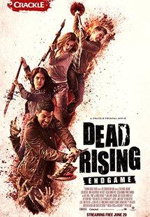 Xác Sống Nỗi Loạn 2: Trò Chơi Kết Thúc Dead Rising: Endgame.Diễn Viên: Jessica Harmon,Marie Avgeropoulos,Billy Zane,Jesse Metcalfe,Keegan Connor Tracy