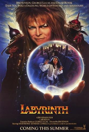 Mê Cung Labyrinth.Diễn Viên: David Bowie,Jennifer Connelly,Toby Froud
