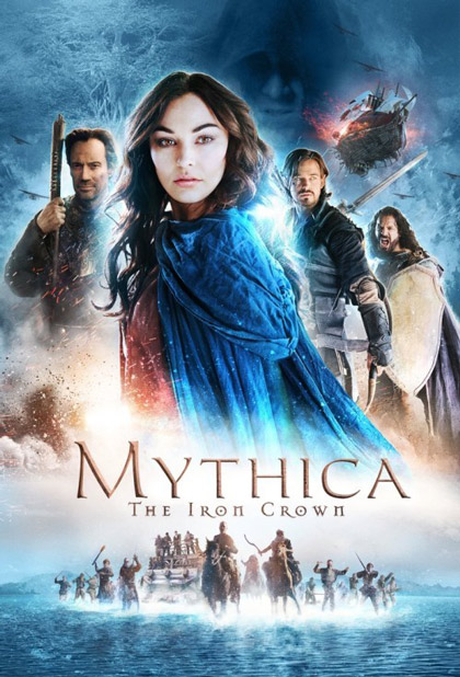 Vương Miện Sắt Mythica: The Iron Crown.Diễn Viên: James Gaisford,Adam Johnson,Jon Lang,Eve Mauro