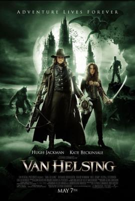Khắc Tinh Của Ma Cà Rồng Van Helsing.Diễn Viên: Hugh Jackman,Kate Beckinsale,Richard Roxburgh,David Wenham,Will Kemp