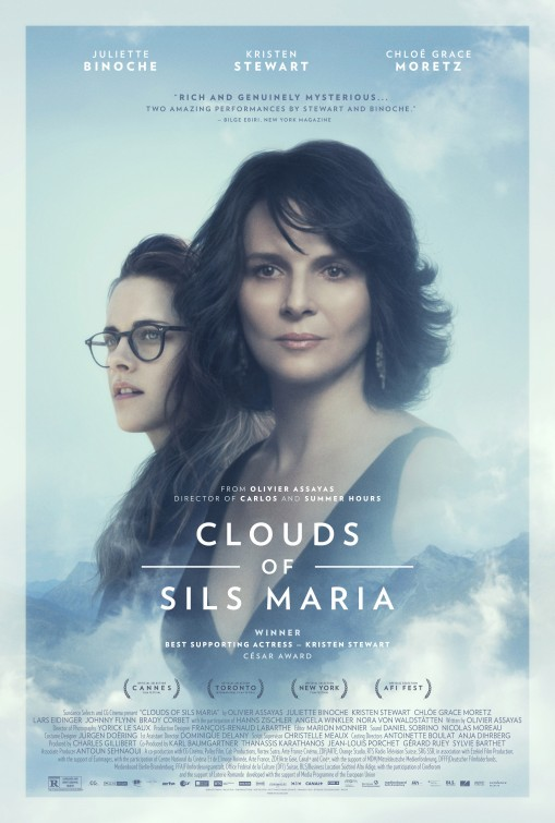 Những Bóng Mây Của Sils Maria - Clouds Of Sils Maria