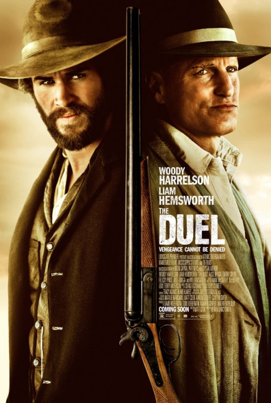 Cuộc Chiến Tay Đôi The Duel.Diễn Viên: Liam Hemsworth,Alice Braga,Woody Harrelson,Emory Cohen