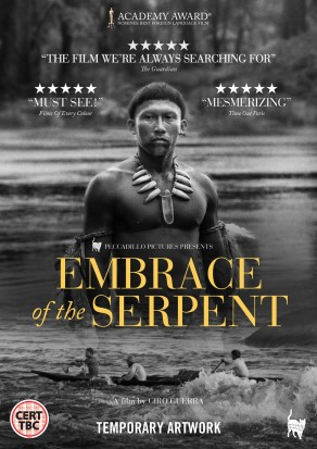 Cái Ôm Của Rắn Embrace Of The Serpent.Diễn Viên: Nilbio Torres,Jan Bijvoet,Brionne Davis,Antonio Bolivar