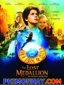 Chiếc Mề Đai Thần Kỳ - The Lost Medallion: The Adventures Of Billy Stone Việt Sub (2013)
