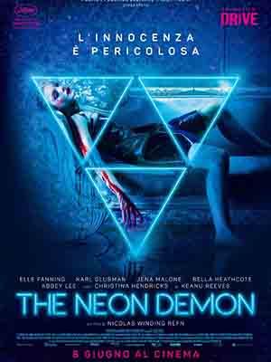 Ác Quỷ Sàn Catwalk The Neon Demon.Diễn Viên: Elle Fanning,Christina Hendricks,Keanu Reeves