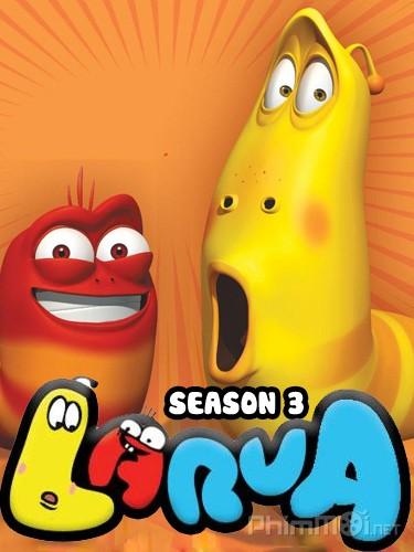 Ấu Trùng Tinh Nghịch Season 3 - Larva Season 3
