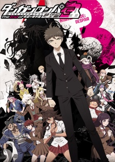 Danganronpa 3: The End Of Kibougamine Gakuen Zetsubou-Hen: The End Of Hopes Peak High School.Diễn Viên: Despair Arc,Despair Volume