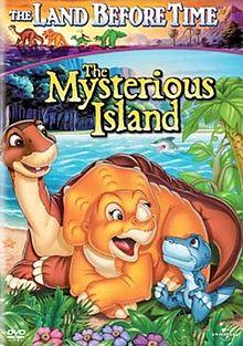 Vung Đất Thời Tiền Sử: Hòn Đảo Huyền Bí The Land Before Time: Mystery Island.Diễn Viên: Aria Noelle Curzon,Brandon La Croix,John Ingle