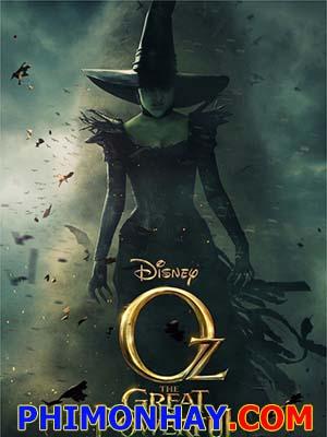 Lạc Vào Xứ Oz Vĩ Đại Và Quyền Năng Oz The Great And Powerful.Diễn Viên: James Franco,Michelle Williams,Rachel Weisz