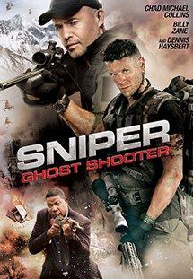 Truy Tìm Nội Gián Sniper: Ghost Shooter.Diễn Viên: Nigel Barber,Chad Michael Collins,Presciliana Esparolini