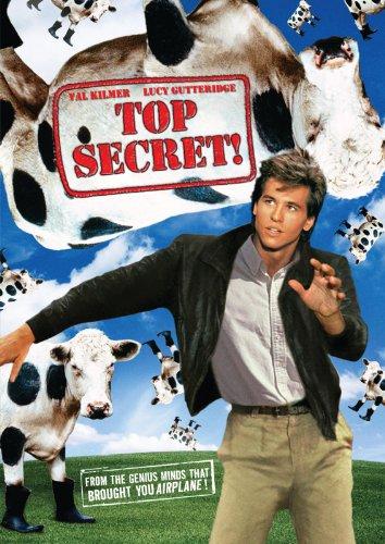 Nhiệm Vụ Bí Mật Top Secret!.Diễn Viên: Val Kilmer,Lucy Gutteridge,Peter Cushing
