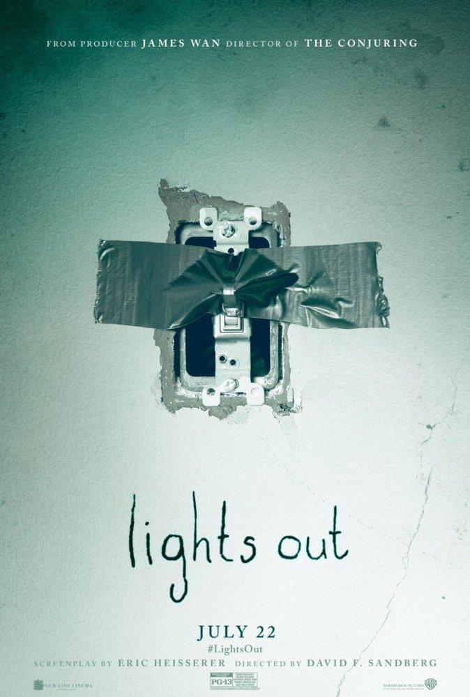 Ác Mộng Bóng Đêm Lights Out.Diễn Viên: Teresa Palmer,Gabriel Bateman,Maria Bello