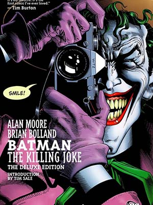 Sát Thủ Joker Batman: The Killing Joke.Diễn Viên: Evin Conroy,Mark Hamill,Tara Strong