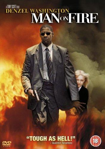 Người Đỡ Đạn Man Of Fire.Diễn Viên: Radha Mitchell,Denzel Washington,Dakota Fanning
