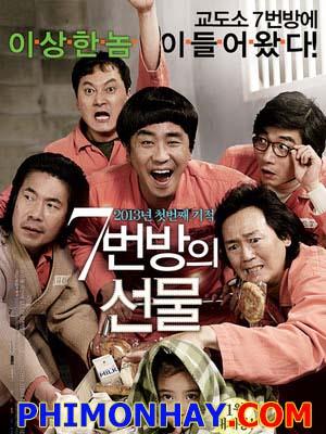 Điều Kỳ Diệu Trong Phòng Giam Số 7 Miracle In Cell No7.Diễn Viên: Dal,Su Oh,Shin,Hye Park,Won,Sang Park