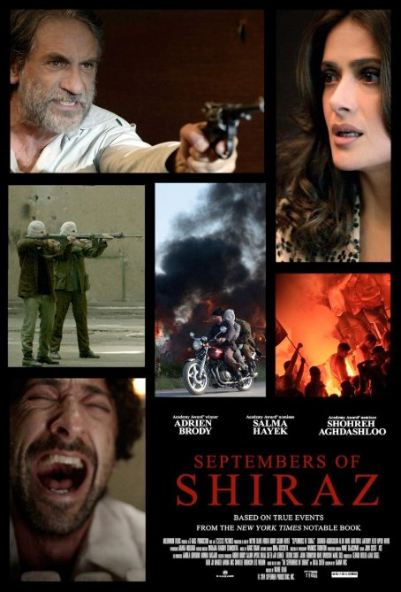 Nội Chiến Shiraz Septembers Of Shiraz.Diễn Viên: Salma Hayek,Shohreh Aghdashloo,Adrien Brody