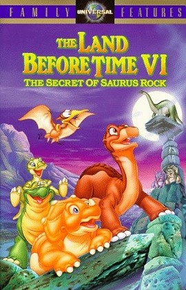 Vùng Đất Thời Tiền Sử: Bí Mật Của Hòn Đá Khủng Long The Land Before Time: The Secret Of Saurus Rock.Diễn Viên: Ray Wise,Kevin Gage,Dana Melanie