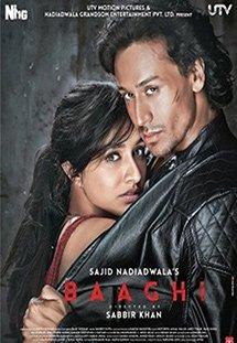 Giải Cứu Người Đẹp Baaghi: A Rebel For Love.Diễn Viên: Shraddha Kapoor,Tiger Shroff,Sudheer Babu Posani