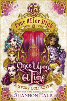 Ever After High Season 1 To 4 - List Of Ever After High Webisodes Việt Sub (2013)