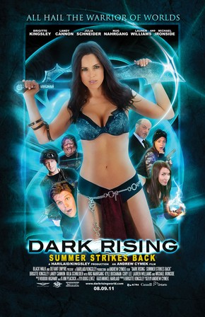 Summer Phục Thù Dark Rising Summer Strikes Back.Diễn Viên: Brigitte Kingsley,Julia Schneider,Landy Cannon