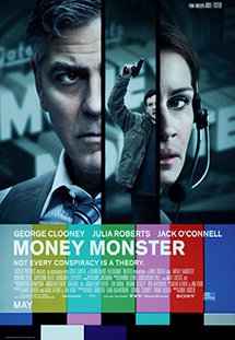 Mặt Trái Phố Wall Money Monster.Diễn Viên: George Clooney,Julia Roberts,Jack Oconnell,Dominic West
