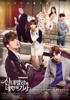 Lọ Lem Và Bốn Chàng Hiệp Sĩ Cinderella And Four Knights.Diễn Viên: Ko Bo,Gyeol,Park So Dam,Son Na Eun,Kim Yong Geon