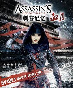 Ký Ức Sát Thủ: Mối Tinh Vượt Thời Gian Assassins Memories.Diễn Viên: Miyu Yoshimoto,Yuina Kuroshima,Fuma Kikuchi,Ryoma Takeuchi