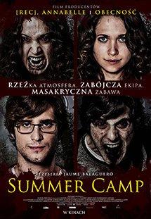 Trại Hè Đáng Sợ Summer Camp.Diễn Viên: Diego Boneta,Jocelin Donahue,Maiara Walsh,Andrés Velencoso