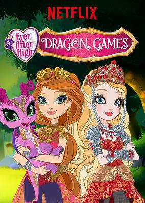 Ever After High Movie 4: Dragon Games Ever After High Special S6.Diễn Viên: Despair Arc,Despair Volume