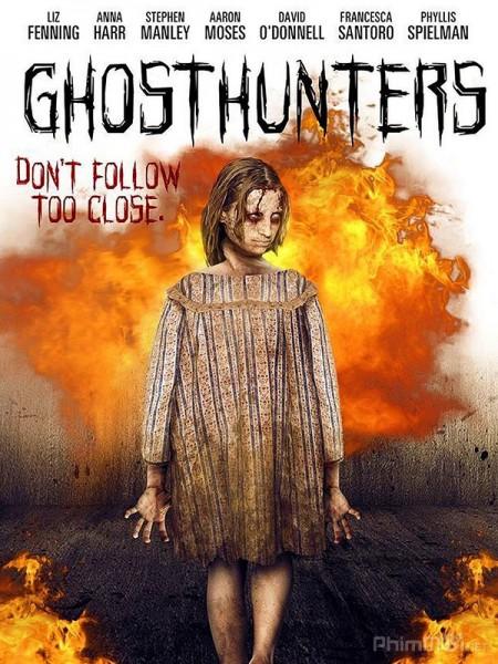 Săn Ma Ghosthunters.Diễn Viên: Aaron Moses,Francesca Santoro,Stephen Manley
