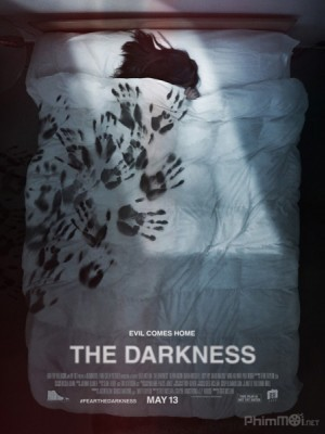 Bóng Đêm The Darkness.Diễn Viên: Kevin Bacon,Radha Mitchell,David Mazouz,Lucy Fry,Matt Walsh