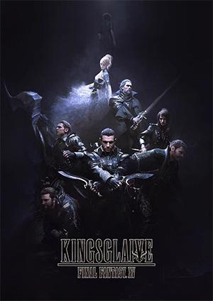 Đội Vệ Binh Tinh Nhuệ Kingsglaive: Final Fantasy Xv.Diễn Viên: Aaron Paul,Lena Headey,Sean Bean